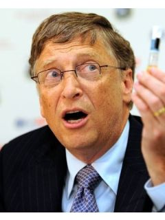 Bill Gates is trying to prevent future pandemics