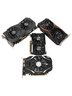 A feature on MSI GeForce GTX 1050 Ti 4G OC