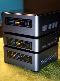 CES 2017: Intel's newest NUC systems are the smallest media PCs that support 4K
