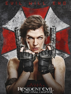 Win passes to catch latest Resident Evil flick at Lenovo roadshows