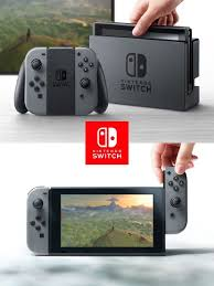 Nintendo Switch will be launched worldwide on March 3, priced about RM1,339