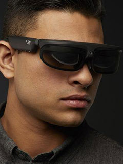 ODG's augmented reality glasses will be powered by the Qualcomm Snapdragon 835 chip