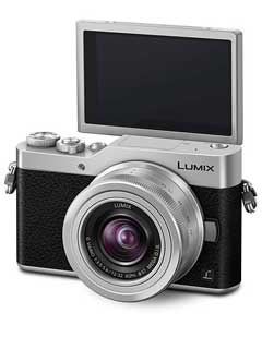 The Panasonic Lumix GX850 is a petite camera that shoots 4K video
