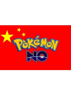 Pokémon GO still banned in China, for all the wrong reasons