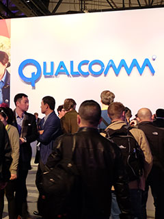 Qualcomm is being sued by Apple for US$1 billion