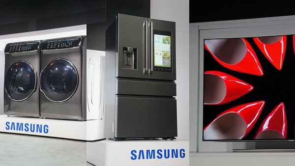 Samsung's 4 hero products of CES 2017