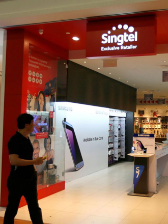 Singtel upgrades its 4G network top speeds to 450Mbps