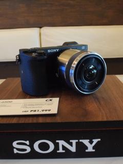 Sony new a6500 camera sports fastest AF speed, highest number of AF points