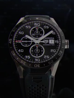 Tag Heuer will unveil a smartwatch powered by Android Wear 2.0 in May