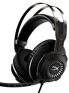 HyperX introduces a gaming headset with plug-and-play Dolby Surround Sound