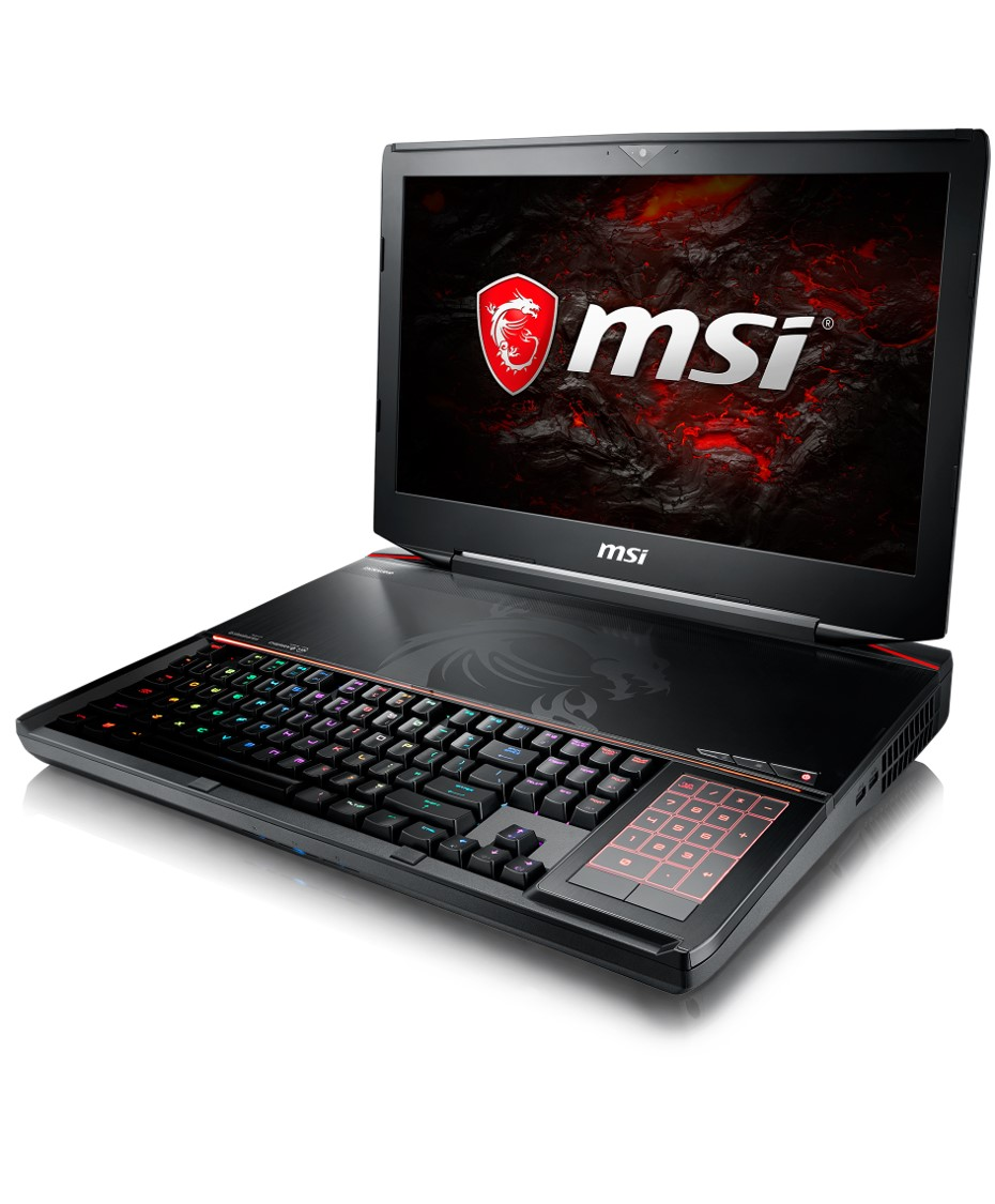 MSI updates its entire range of gaming notebooks with Intel's latest processors
