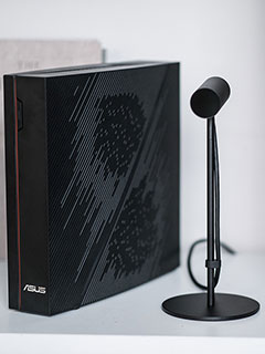 ASUS' VivoPC X is a mini desktop that's ready for VR
