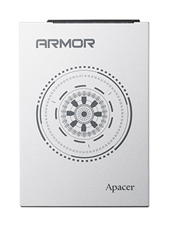 Apacer releases ARMOR AS681 ARMOR SATAIII SSD
