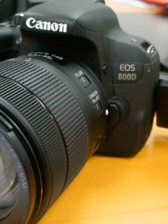 Photo gallery: The Canon EOS 77D and EOS 800D