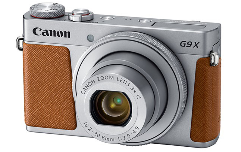 Canon's new PowerShot G9 X Mark II gets better at burst shooting and stabilization (updated with price and availability)