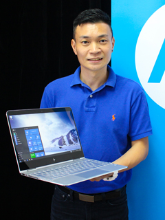 Photo gallery: HP Spectre x360