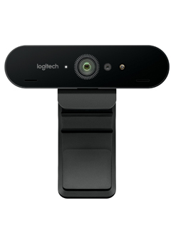 The Logitech BRIO is a webcam that captures 4K HDR video (Updated)