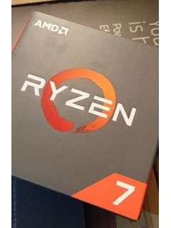 Unboxing our AMD Ryzen review kit