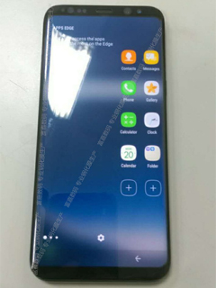 Leaked images of a working Samsung Galaxy S8 have surfaced