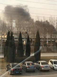 Faulty batteries at Samsung SDI factory in China caused it to catch fire