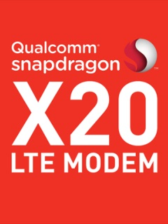 MWC 2017: Qualcomm announces X20, their latest 1.2Gbps LTE modem