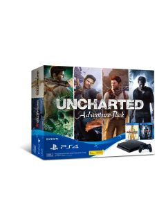 Unleash your inner Indiana Jones with the Sony Uncharted Adventure Pack
