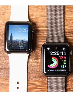 Rumor: Apple's Watch Series 3 to use different display technology