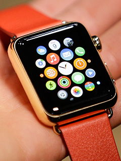 Apple Watch took almost 80-percent of total smartwatch revenue in Q4 2016