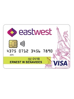 EastWest Travel Money is now equipped with EMV and payWave technology