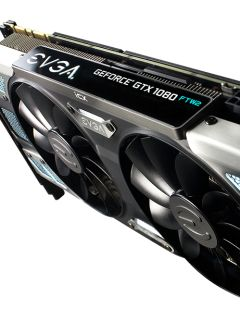There are 9 sensors on EVGA's iCX GeForce cards to prevent it from overheating
