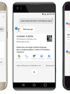 MWC 2017: Android 7.0 and 6.0 smartphones will get Google Assistant soon