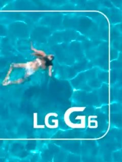 MWC 2017: A teaser video confirms that the LG G6 is water-resistant