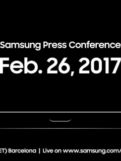Samsung schedules event ahead of MWC, could launch the Galaxy Tab S3