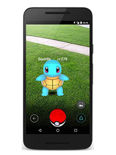 Pokémon GO has earned US$1 billion in worldwide revenue