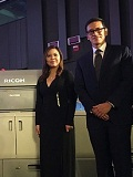 Ricoh PRO C9100 high-speed, heavy production printer arrives in PH