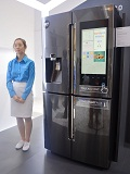 Voice-recognizing Samsung Family Hub 2.0 fridge coming to your kitchen soon