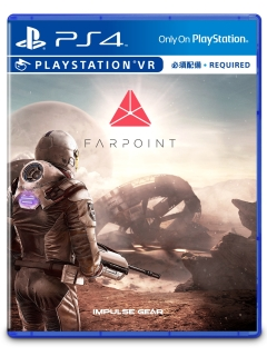 PSVR title 'Farpoint' will be available starting May 16