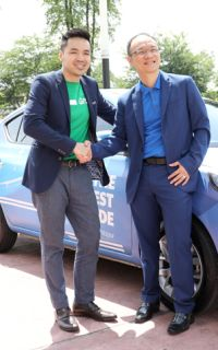 Grab and Ambi Pur team up to offer the 'freshest rides' in town