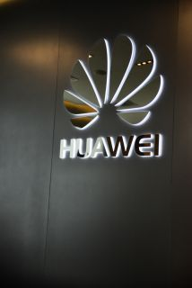 Photo gallery: The launch of Huawei's flagship store