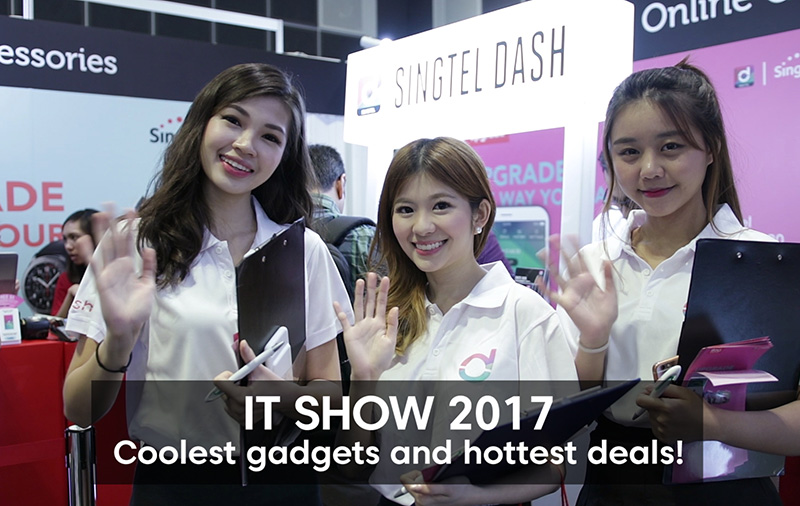 IT Show 2017 - Coolest gadgets and hottest deals!
