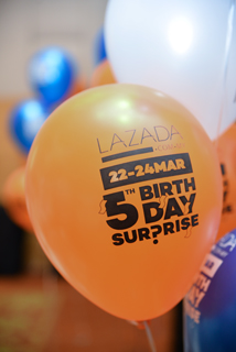 Lazada Malaysia celebrates 5th birthday, strengthens its online offerings