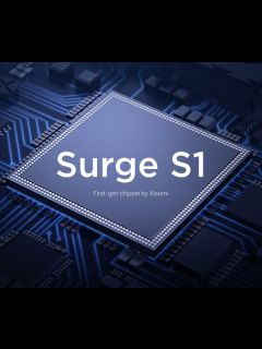 Meet the Surge S1, an SoC by Xiaomi that will power the upcoming Mi 5c