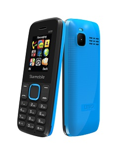 New Starmobile feature phone can last up to two weeks