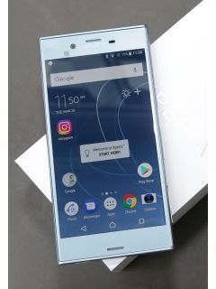 Photo Gallery: The Sony Xperia XZs and Xperia XA1