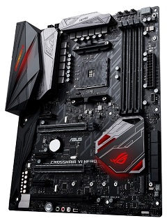 ASUS announces AMD AM4 series ROG motherboards