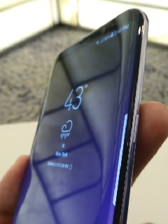 First looks at the Samsung Galaxy S8 and S8+