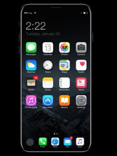 Rumor: The iPhone 8 will have a 5.8-inch OLED display