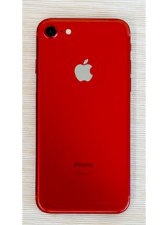 Photo gallery: A phone for Rudolph, the iPhone 7 (PRODUCT)RED Special Edition