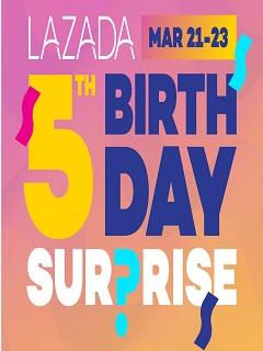 6969585e521 Lazada celebrates 5th anniversary, expands free shipping to CALABARZON -  HardwareZone.com.ph