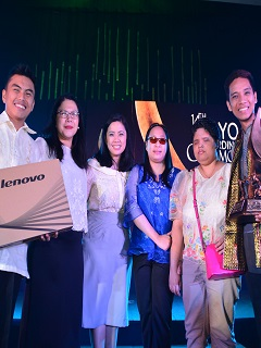 Lenovo recognizes GO2 Virtualahan as Outstanding Tech Visionary in TAYO Awards